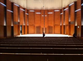 五反田文化センターの音楽ホール