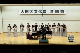 13年秋大田区合唱祭